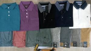 Pant. e magliette